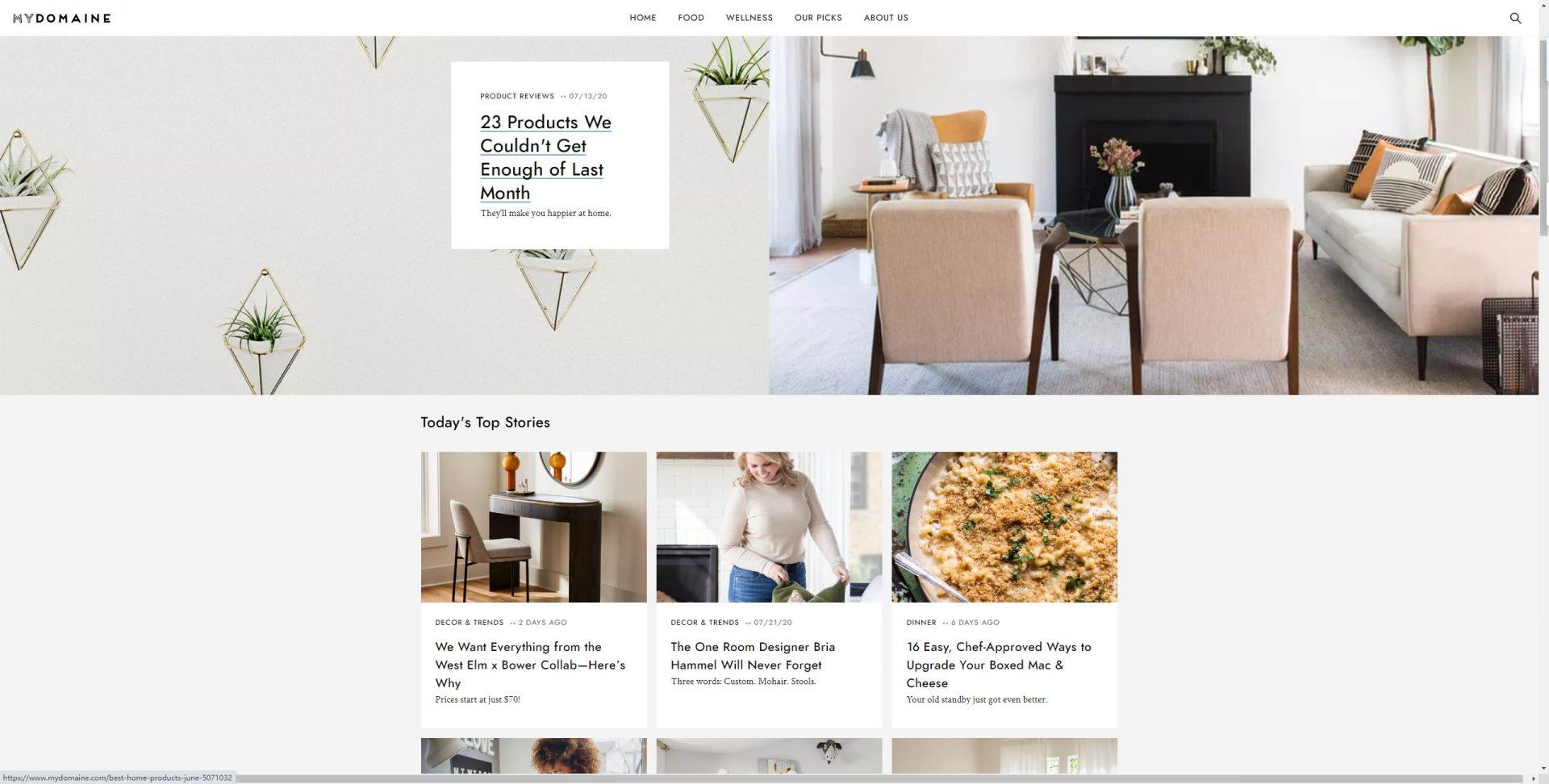 餐饮行业网站案例