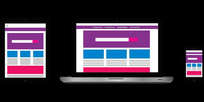 网站建站中常用的术语插图