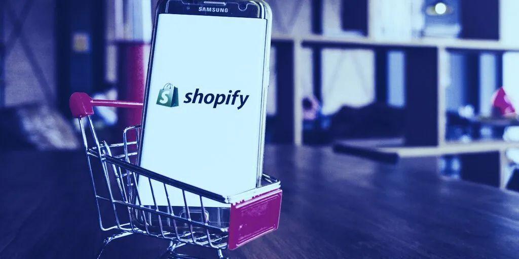 「Shopify」开始允许部分商家直接销售NFT商品插图