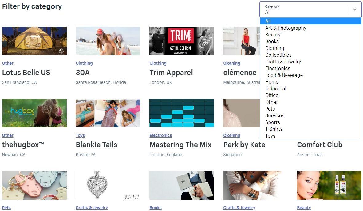 Shopify平台注册开店零基础入门教程 – 查找竞争对手的插图(3)